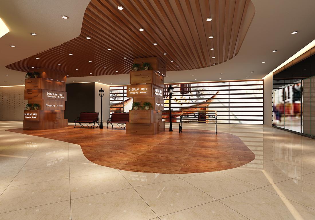商业展厅 - 商业展厅